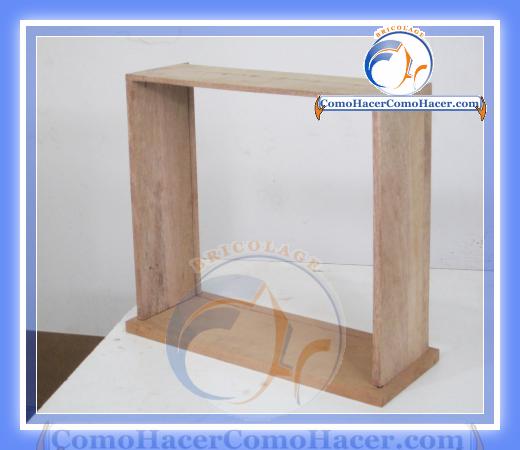 C mo armar cajones de madera web del bricolaje dise o diy for Armar closet de madera