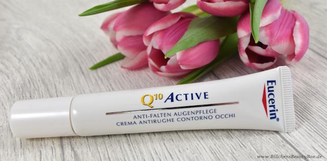 Eucerin Q10 Active Anti-Falten Augenpflege