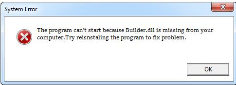 Télécharger Builder.dll Fichier Gratuit Installer