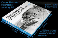 Read n' reviewed: Combat History of Sturmpanzer - Abteilung 217 from Panzerwre