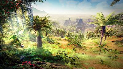 ภูมิประเทศของเกมสามก๊ก Dynasty Warriors 9 (Shin Sangokumusou 8) 『真・三國無双8』