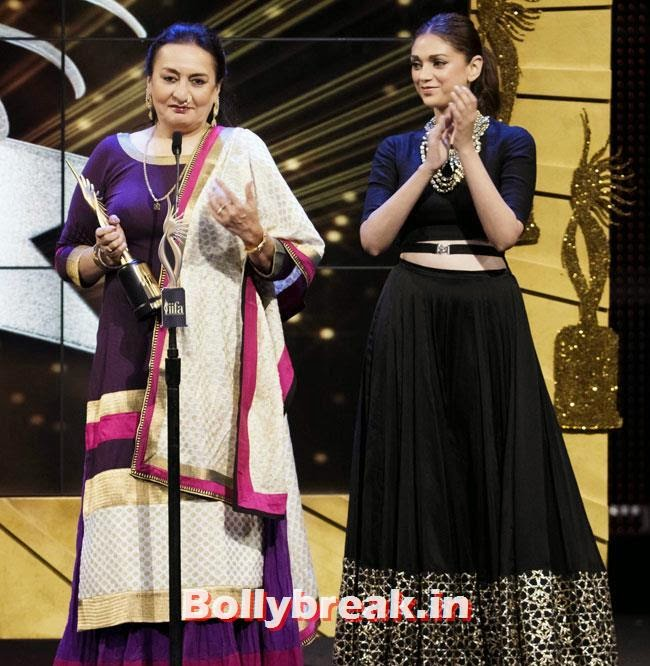 Dolly Ahluwalia and Aditi Rao, IIFA Awards 2014 Pics