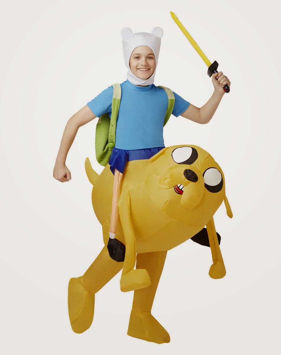 Human From Adventure Time Costume