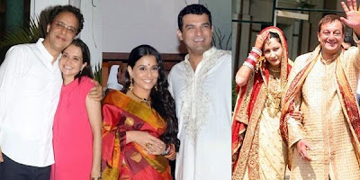 Second Marriages of Bollywood Stars