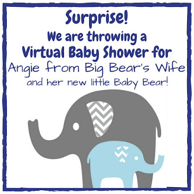 baby shower graphic