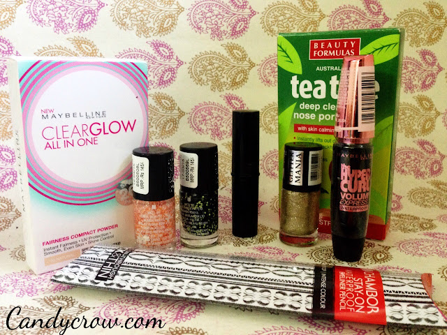Mini Makeup & Beauty Haul