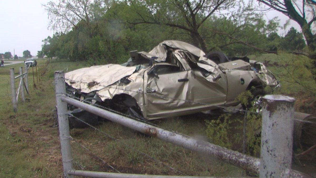 Car Accident Comanche Oklahoma