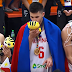Kobe Paras Relishes Representing Philippines