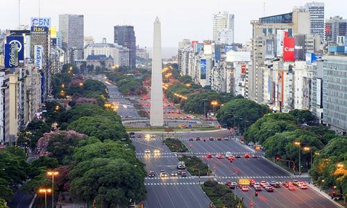 Bairro Centro em Buenos Aires