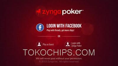 Jual beli chips zynga turn Poker dengan harga Murah via pulsa dan rekening BCA BRI BNI Mandiri