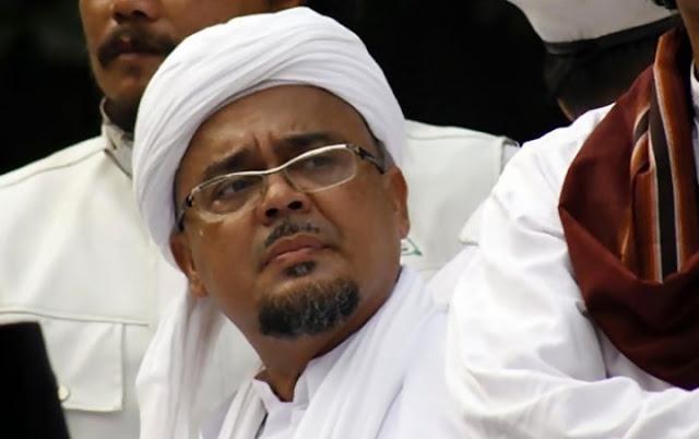 Habib Rizieq Syihab Menginstruksikan Pemasangan Bendera Tauhid, Ini Himbauan Polri