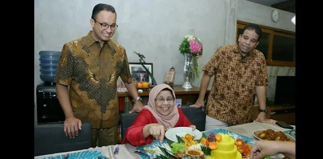 Gubernur Jakarta: Saya Bersuyukur Ibu Selalu Hadir Dan Mendoakan, Terima Kasih Ibu