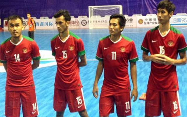 AGEN BOLA - Timnas Futsal Indonesia Kalah Telak dari Malaysia