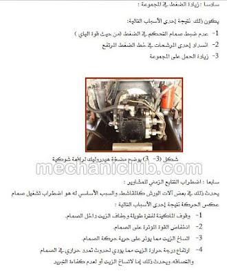 كتاب الصيانة الدورية للدوائر الهيدروليكية PDF