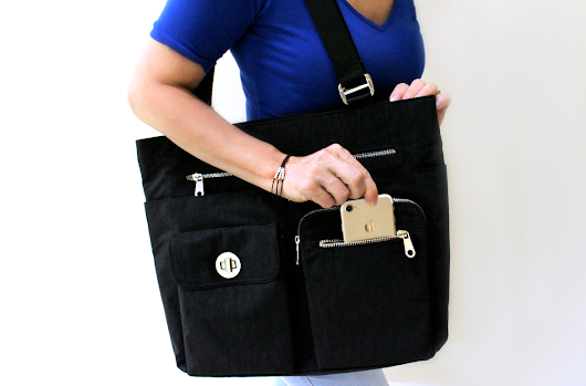 A Travel Tote That Is Perfect for Traveling And Every Day Use