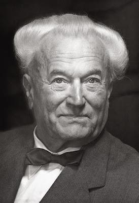 Photo of Rolex Founder Hans Wilsdorf Circa 1950