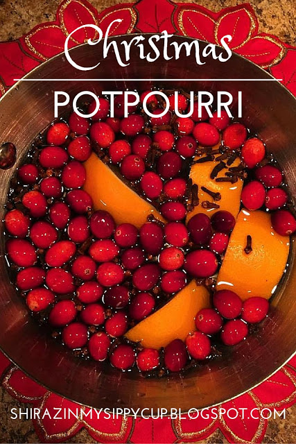 For me, the holidays just aren't complete without the delicious aroma of Christmas. A homemade stovetop potpourri is a quick and inexpensive way to make your home smell like the holidays in just minutes.