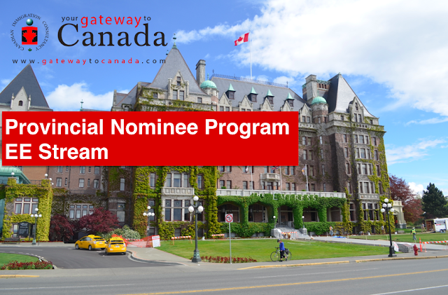 Summary of Provincial Nominee Program Express Entry Stream (PNP EE Stream)
