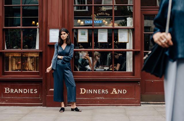 street style new york and london fashion week   british vogue