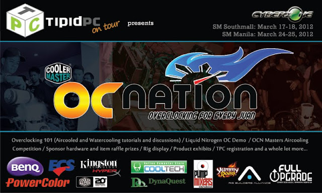 cooler master philippines overclocking oc nation