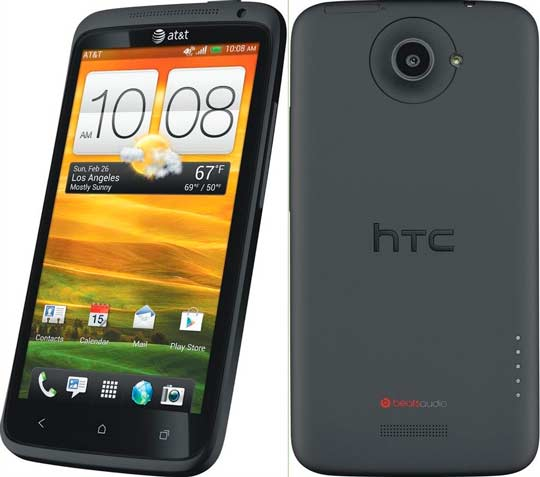 Price of HTC One X on AT&T network