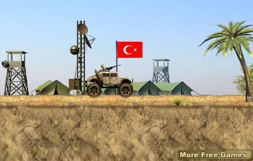 OyuN OyNa : türk hammer jeep savaş oyunu oyna