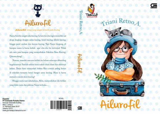 behind the story novel ailurofil