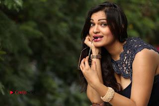 Actress Ashwini Pictures in Short Dress at Vinodam 100 Percent Press Meet  0515