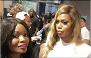Photo: Toolzo Meets Transgender Laverne Cox