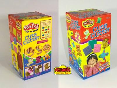 Fun-Doh Cute Cutter, fun doh indonesia, fun doh surabaya, distributor fun doh surabaya, grosir fun doh surabaya, jual fun doh lengkap, mainan anak edukatif, mainan lilin fun doh