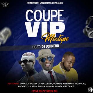 MIXTAPE: DJ Johnero - COUPE VIP