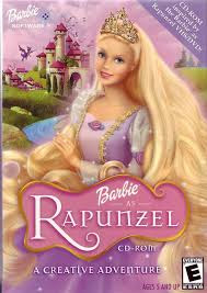 Barbie in Rapunzel dublat in romana