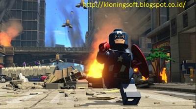Free Download LEGO MARVEL's Avengers Reloaded Indir
