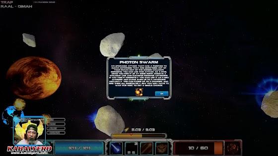 Photon Swarm Unlocked - Asteroid Bounty Hunter
