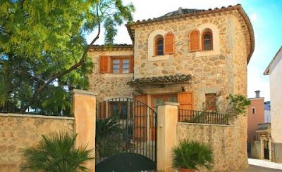 stone style house 17