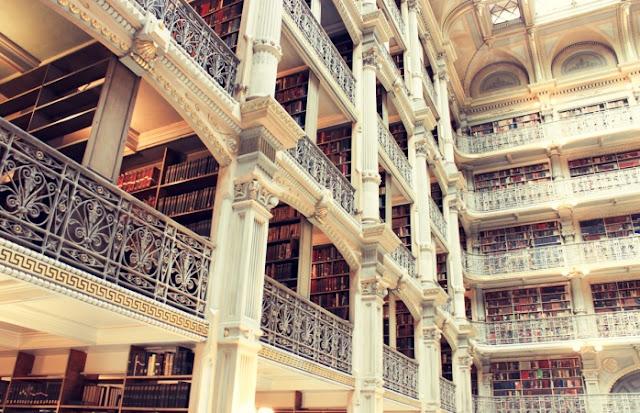 5 biblioteche da sogno