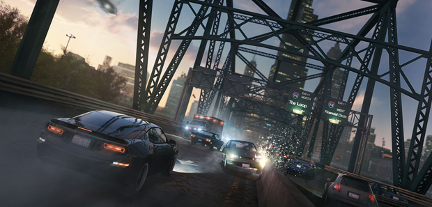 Watch Dogs Gameplay Video Shows Map from End to End