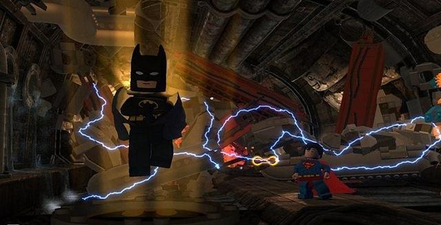 Lego Batman 2 DC Super Heroes Xbox 360 Español Region Free Descargar 2012