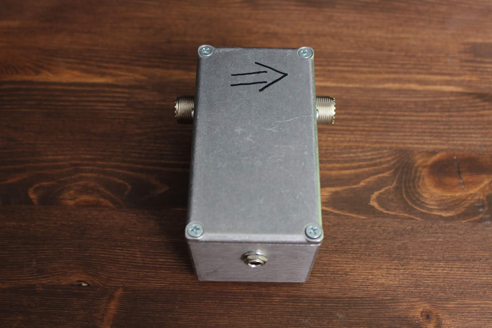 Ham radio and SWL: SWR/PWR meter with Wi-Fi interface