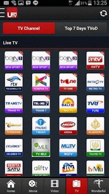 Aplikasi Tv Online Android