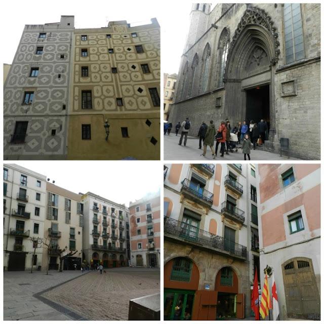 Free Walking Tour em Barcelona - Fossar de les Moreres