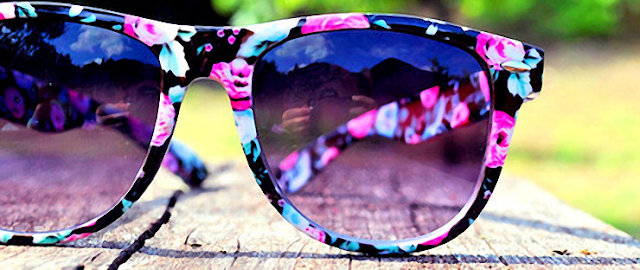 Glasses Facebook cover Photo