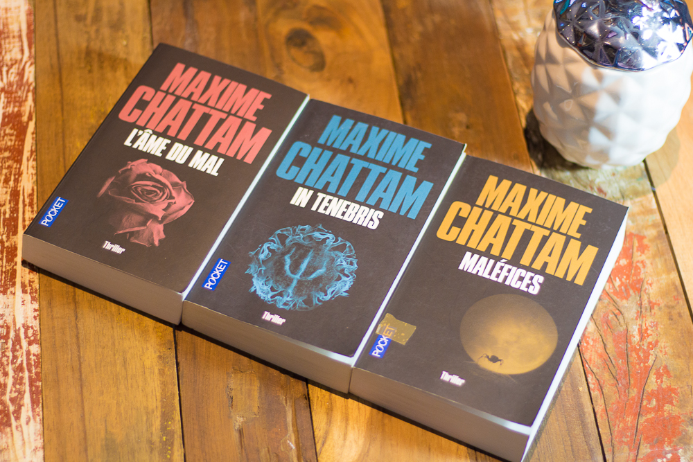 lecture - maxime - chattam - trilogie