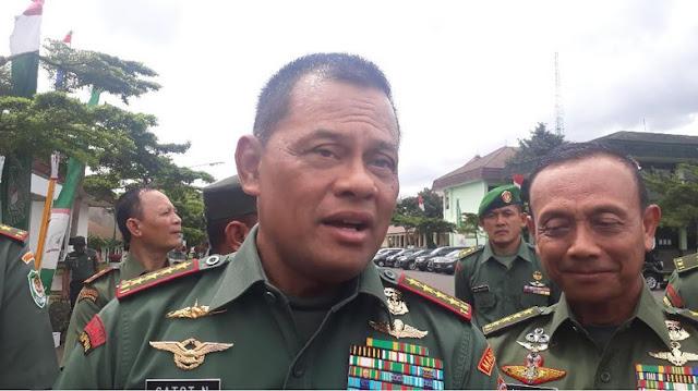 Akankah Jenderal Gatot Tergoda Terjun ke Pilgub Jateng?
