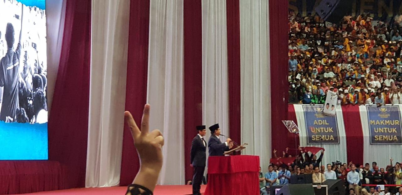 Pidato Prabowo Ngawur Soal Deindustrialisasi? Penjelasan Ahli Ekonomi Bungkam Cebong