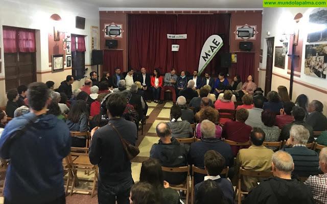 MAE  cree que el nuevo gobierno municipal  PSOE-PP, no refleja el cambio que pidieron los electores en Villa de Mazo
