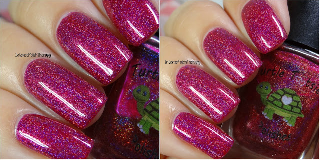 Turtle Tootsie Polish - Making A List