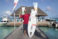 28 C J Hobgood 2018 Four Seasons Maldives Surfing Champions Trophy foto WSL Sean Scott