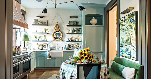 Southern Style Now 2017 Kitchen Before & After - Lisa Mende Design
