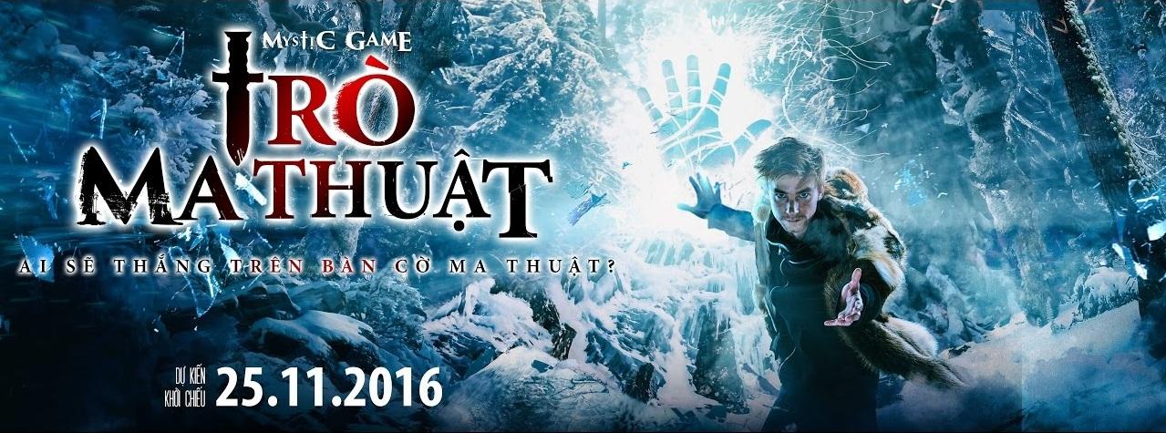 Trò Ma Thuật - Mystic Game (2016) - [HD-Thuyết minh]
